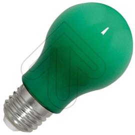 GBO LED normaallamp A60 E27 groen 3 Watt ND per 10 stuks