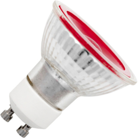 GBO LED reflectorlamp GU10 rood 5 Watt 38° ND