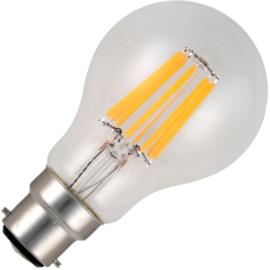 GBO LED normaallamp A60 Ba22d helder 4 Watt 925 DB