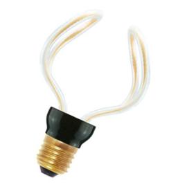 Bailey Spiraled silhouette tulp ledlamp E27 helder 12 Watt  922 DB