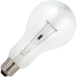 GBO Marine Gloeilamp Standaardlamp 300W E27 Helder