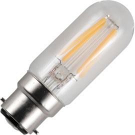 GBO LED buislamp T30 Ba22d helder 3.5 Watt 927 DB