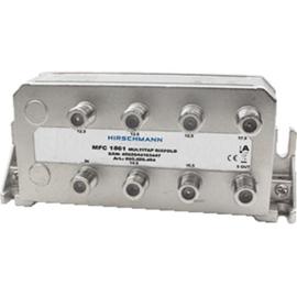 Hirschmann MFC 1861 verdeler 6 voudig met F connector