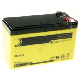 Abus Sun-battery Loodgel Accu 12.0 Volt 7.0 Ah