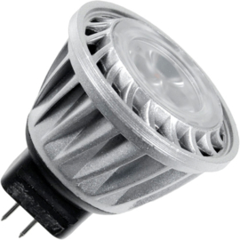 GBO LED reflectorlamp GU4 MR11 4 Watt 24° 2700K ND