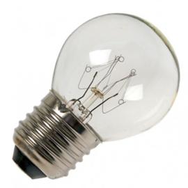 GBO standaard marine  kogellamp  G45 helder 25 Watt E27