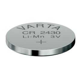 Varta Lithium knoopcel CR2430 3 Volt 6430