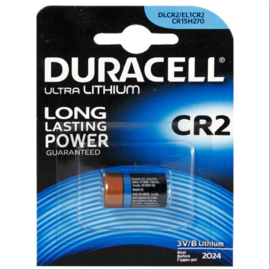 Duracell Lithium batterij CR2 3 Volt DLCR2