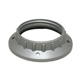 GBO kunststof schroefring  zilver ø 58 x 13 mm