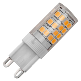 GBO LED insteeklamp G9 3.5 Watt helder 360° 2700K DB