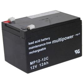 Multipower Loodgel Accu 12.0 Volt 12.0 Ah