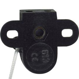 GBO inbouw trekschakelaar 1 polig