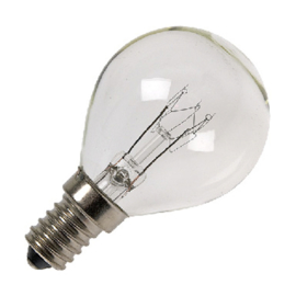 GBO standaard marine  kogellamp  G45 helder 15 Watt E14