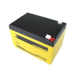 Abus Sun-battery Loodgel Accu 12.0 Volt 12.0 Ah met VdS-Keur
