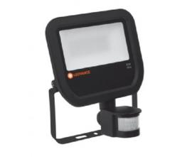 Osram LED sensor bouwlamp 50 Watt 4000K 5500 Lumen IP65 zwart