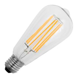 GBO LED Rustika lamp E27 helder 6.5 Watt 922 DB