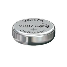 Varta horloge batterij V397 1.55 Volt