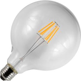 GBO LED Globe lamp G125 E27 helder 5.5 Watt  922 DB