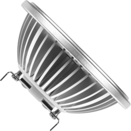 GBO LED reflectorlamp AR111 G53 12 Watt 50° 2700K DB