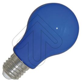 GBO LED normaallamp A60 E27 blauw 3 Watt ND per 10 stuks