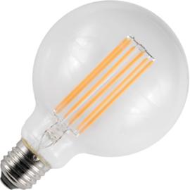 GBO LED Globe lamp G95 E27 helder 6.5 Watt  918 DB