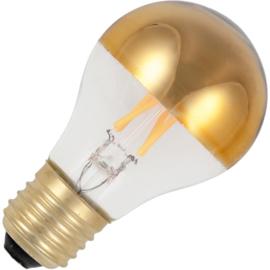 GBO LED kopspiegellamp A55 E27 helder goud 4 Watt 925 DB