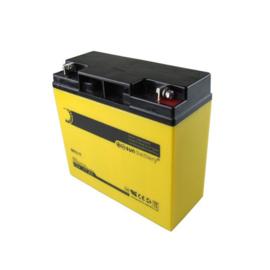 Abus Sun-battery Loodgel Accu 12.0 Volt 18.0 Ah met VdS-Keur