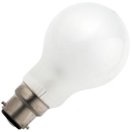 GBO marine  standaardlamp A60  mat 40 Watt Ba22d