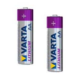 Varta Lithium batterij AA/FR06 1.5 Volt 6106