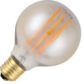 GBO LED Globe lamp G80 E27 gold 6.5 Watt  922 DB