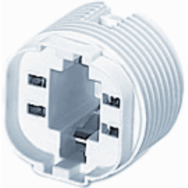 Vossloh lamphouder G24Q3 G24Q4 - 4 pins 501854