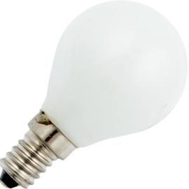 GBO standaard marine kogellamp  G45 opaal 40 Watt E14
