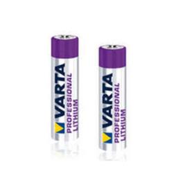 Varta Lithium batterij AAA/FR03 1.5 Volt 6103