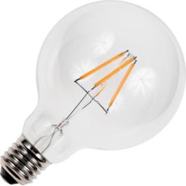 GBO LED Globe lamp G80 E27 helder 4 Watt  925 DB
