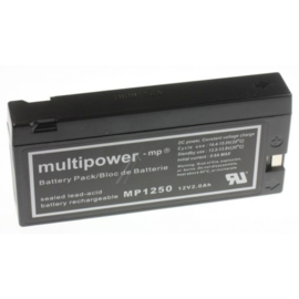 Multipower Loodgel Accu 12.0 Volt 2.0 Ah
