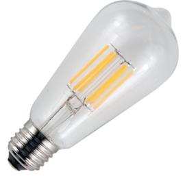 GBO LED Rustika lamp E27 helder 5.5 Watt 925 DB