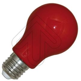 GBO LED normaallamp A60 E27 rood 3 Watt ND per 10 stuks