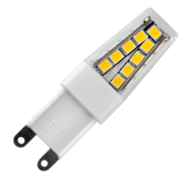GBO LED insteeklamp G9 2 Watt helder 360° 2700K ND