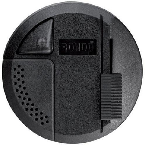 Relco Rondo LED vloerdimmer RL5600/LED zwart