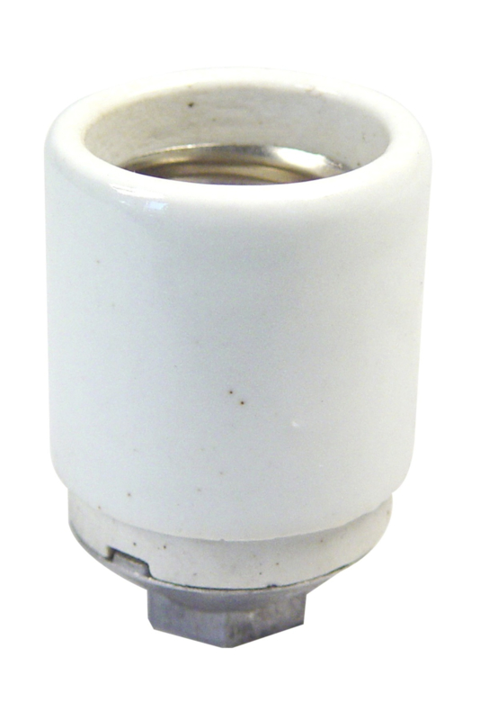 "GBO fitting E40 porselein 750 3/8""Gas"