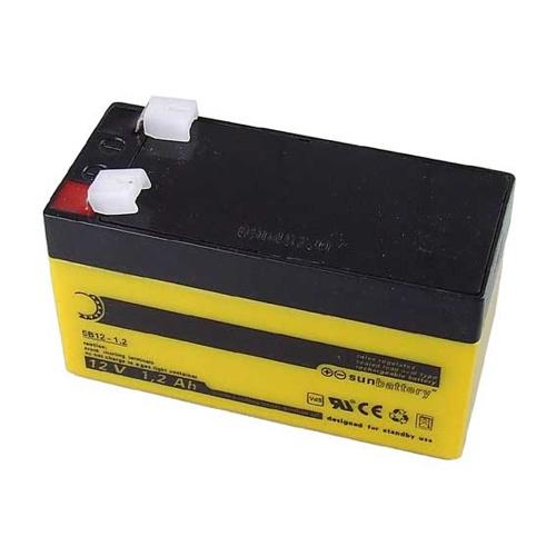 Abus Sun-battery Loodgel Accu 12.0 Volt 1.2 Ah
