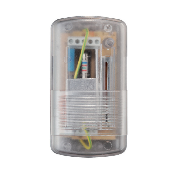 Relco LED vloerdimmer RS7118 / LED  transparant