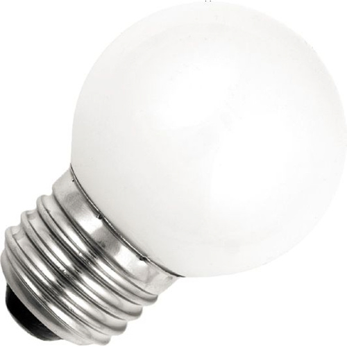 GBO Party LED kogellamp E27 wit 3000K 1.5 Watt ND
