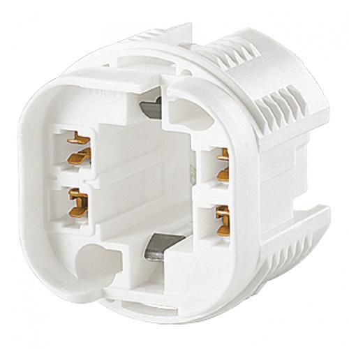 GBO universele lamphouder G24Q.. - 4 pins vervangt Q1, Q2, Q3 en Q4