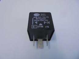 T2500531 blinker relais triumph RAW ,RELAY, INDICATOR, 2 (4) X 10W
