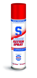 S100 witte kettingspray 400 ml