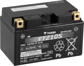 Yuasa YTZ10S  ( A kwaliteit accu van Yuasa )