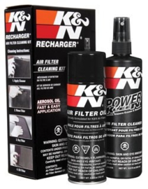 K&N filter care service kit reiniger en olie spuitbus
