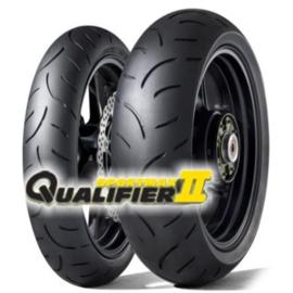 Banden Dunlop Qualifier 2 120/70-17 en of 180/55-17