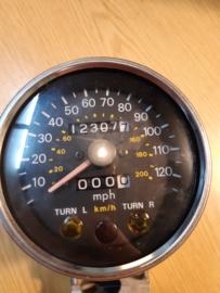 Teller klok / Km teller Suzuki VS 700 + 750 Intruder 1985 -1991
